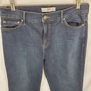Levi's Jeans - Levi's Perfectly Slimming Stretch 512 Jeans Short